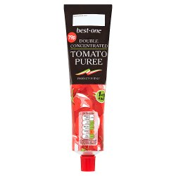 Best-One Double Concentrated Tomato Puree 200g