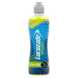 Lucozade Sport Lemon & Lime PM £1