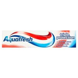 Aquafresh Toothpaste Triple Protection 125ml