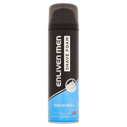 Enliven Men Original Shave Foam 250ml