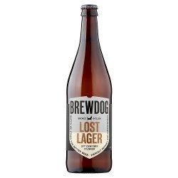 BrewDog Lost Lager 21st Century Pilsner 660ml