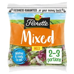 Florette Mixed 125g