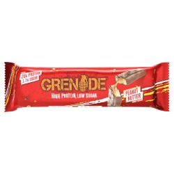 Grenade Carb Killa High Protein Bar Peanut Nutter 60g