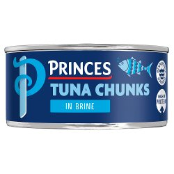 Princes Tuna Chunks in Brine 145g
