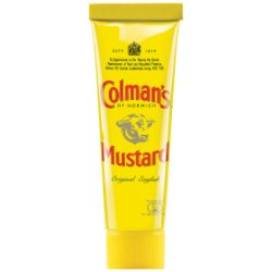Colman's Original English Mustard 50g