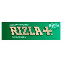 Rizla Regular Green 50s