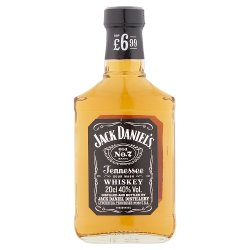 Jack Daniel's Old No.7 Tennessee Whiskey 20cl PMP