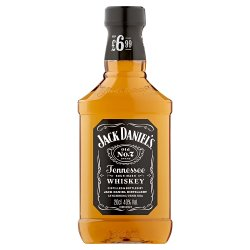 Jack Daniel's Tennessee Sour Mash Whiskey 20cl