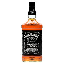 Jack Daniel's Old No.7 Tennessee Whiskey 1.5 Litre