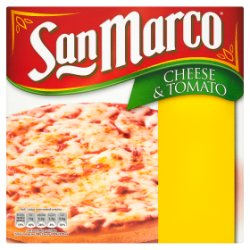 San Marco Cheese & Tomato Pizza £1.00