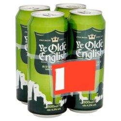 Ye Olde English Medium Dry Cyder 4 x 500ml
