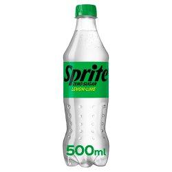 Sprite No Sugar 500ml