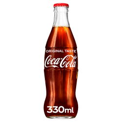 Coca-Cola Non Returnable Glass Bottle