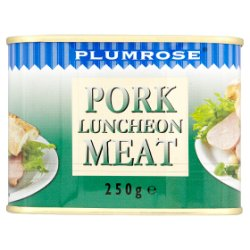 Plumrose Pork Luncheon Meat 250g