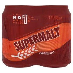 Supermalt Original 4 x 330ml