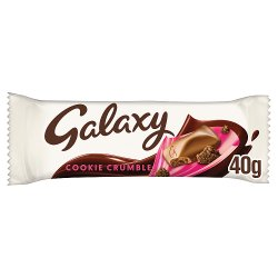 GALAXY® Cookie Crumble 40g
