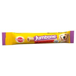 Pedigree Jumbone Medium Dog Treat with Beef & Poultry 1 Chew 90g