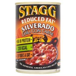 Stagg Reduced Fat Silverado Chili Con Carne Medium 400g