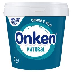 Onken Natural Set Bio Yogurt 1Kg