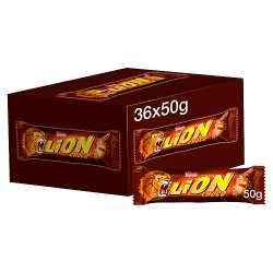 Lion Milk Chocolate Bar 50g