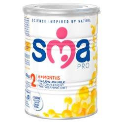 SMA® PRO Follow-on Milk 6 Months+ 400g