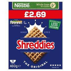 Shreddies The Original 460g