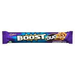Cadbury Boost Duo Chocolate Bar 68g