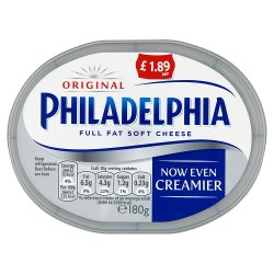 Philadelphia Plain PM GBP1.89