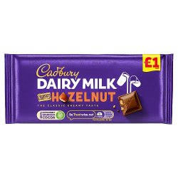 Cadbury Dairy Milk Chopped Nut GBP1.00