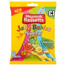 Maynards Tropical Babies PM £1