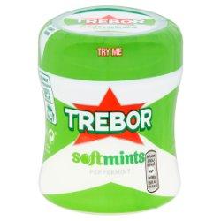 Trebor Softmints Peppermint Mints Bottle 100g