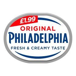 Philadelphia Original Soft Cheese £1.99 180g