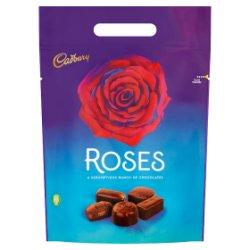 Cadbury Roses Chocolate Pouch 400g