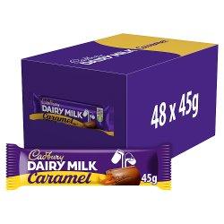 Cadburys Dairy Milk Caramel