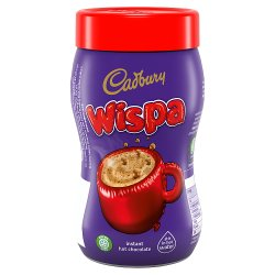 Cadbury Wispa Frothy Instant Hot Chocolate 246g