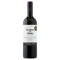 Casillero Merlot 75cl