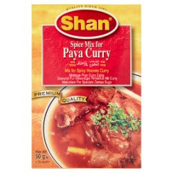 Shan Spice Mix for Paya Curry 50g