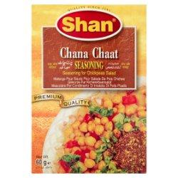 Shan Chana Chaat Seasoning for Chickpeas Salad 60g