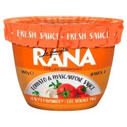 La Famiglia Rana Tomato & Mascarpone Sauce 180g