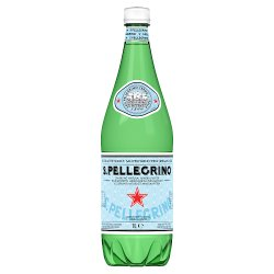 San Pellegrino Sparkling Natural Mineral Water 1L