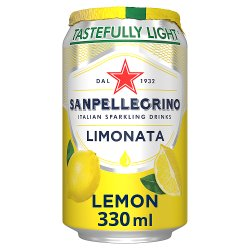 San Pellegrino Lemon 330ml