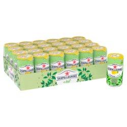San Pellegrino Organic Sparkling Lemon Tea 24x250ml