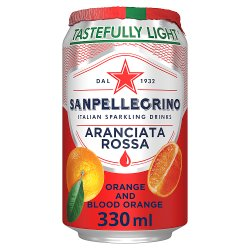 San Pellegrino Blood Orange 330ml