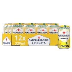 San Pellegrino Lemon 12x330ml