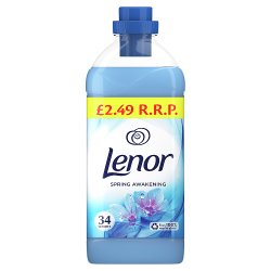 Lenor Fabric Conditioner Spring Awakening 1.19L, 34 Washes