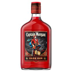 Captain Morgan Dark Rum 35cl