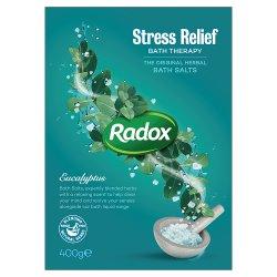 Radox Stress Relief Bath Salts 400g