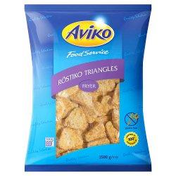 Aviko Food Service Röstiko Triangles 2500g