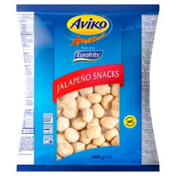 Aviko Appetizzzers Jalapeño Snacks 1000g