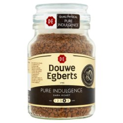Douwe Egberts Pure Indulgence Dark Roast Instant Coffee 95g